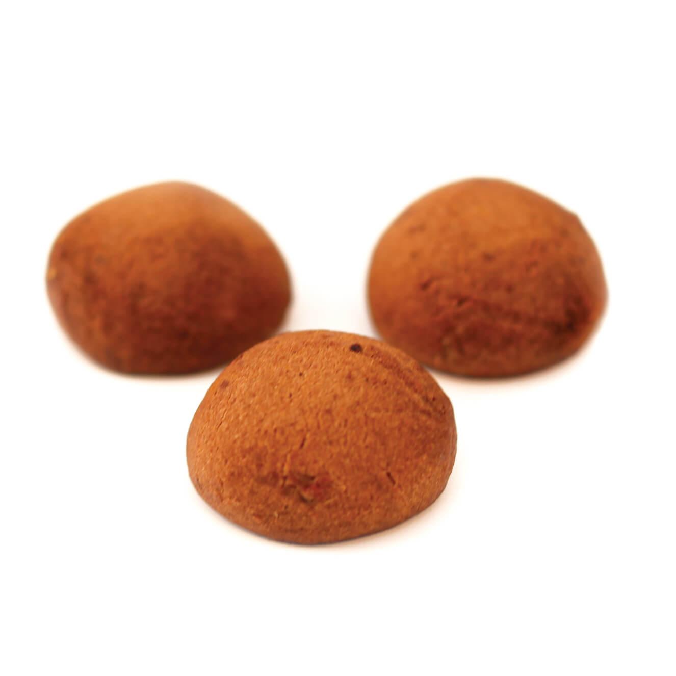 Mini Cookies Mit Praline