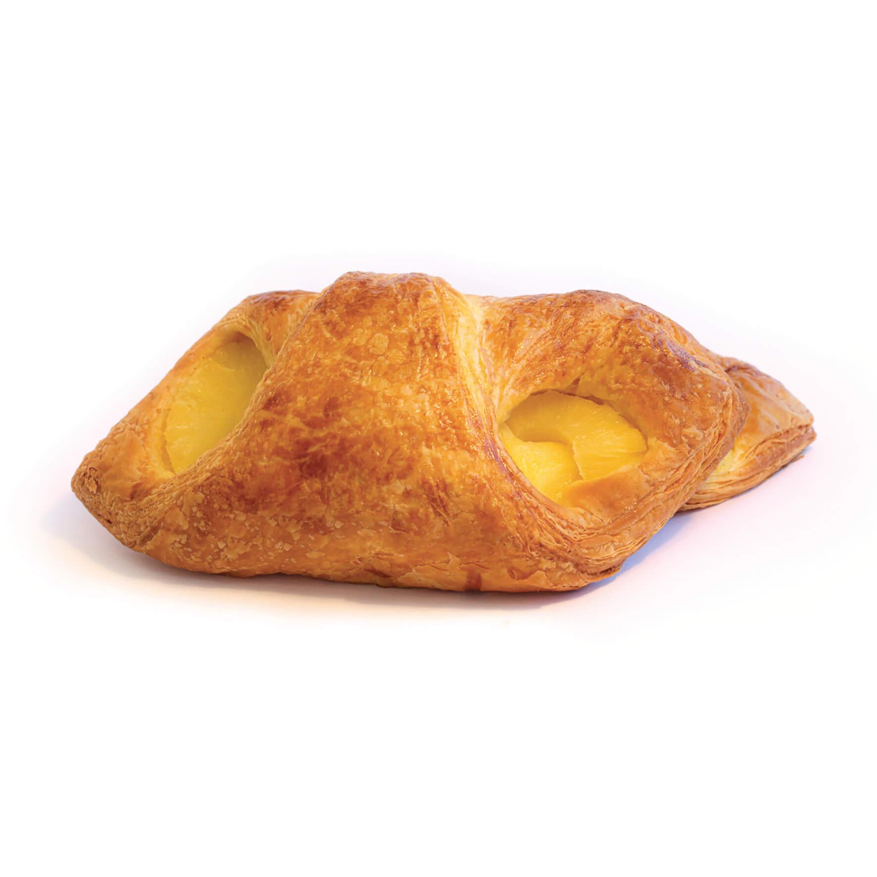 Pineapple Croissant (milk butter)