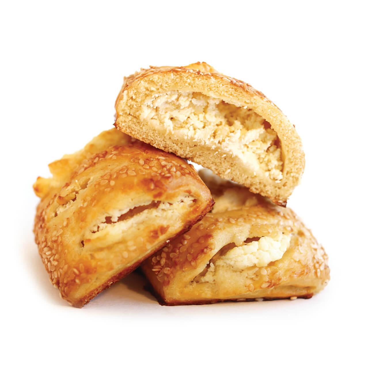Мини Хлебные Палочки С Сыром Филедельфия