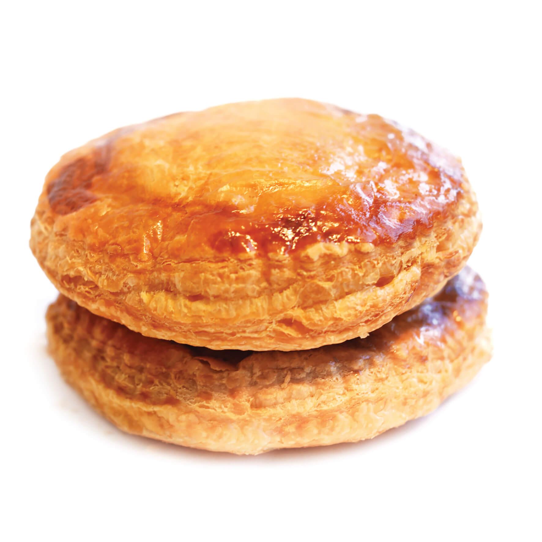 Round Feta Cheese Pie