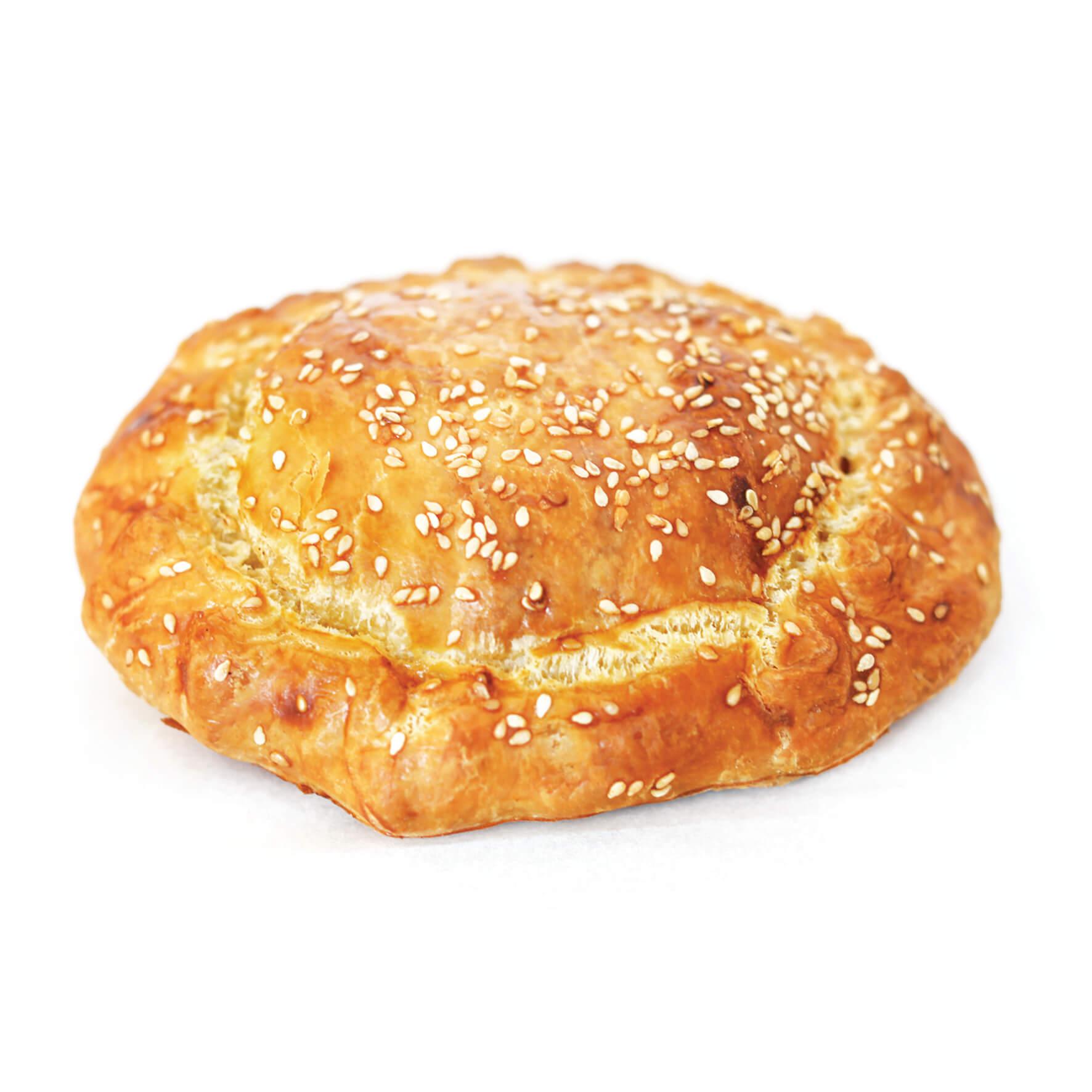 """Handmade """"Kasseri"""" Cheese Pie"""
