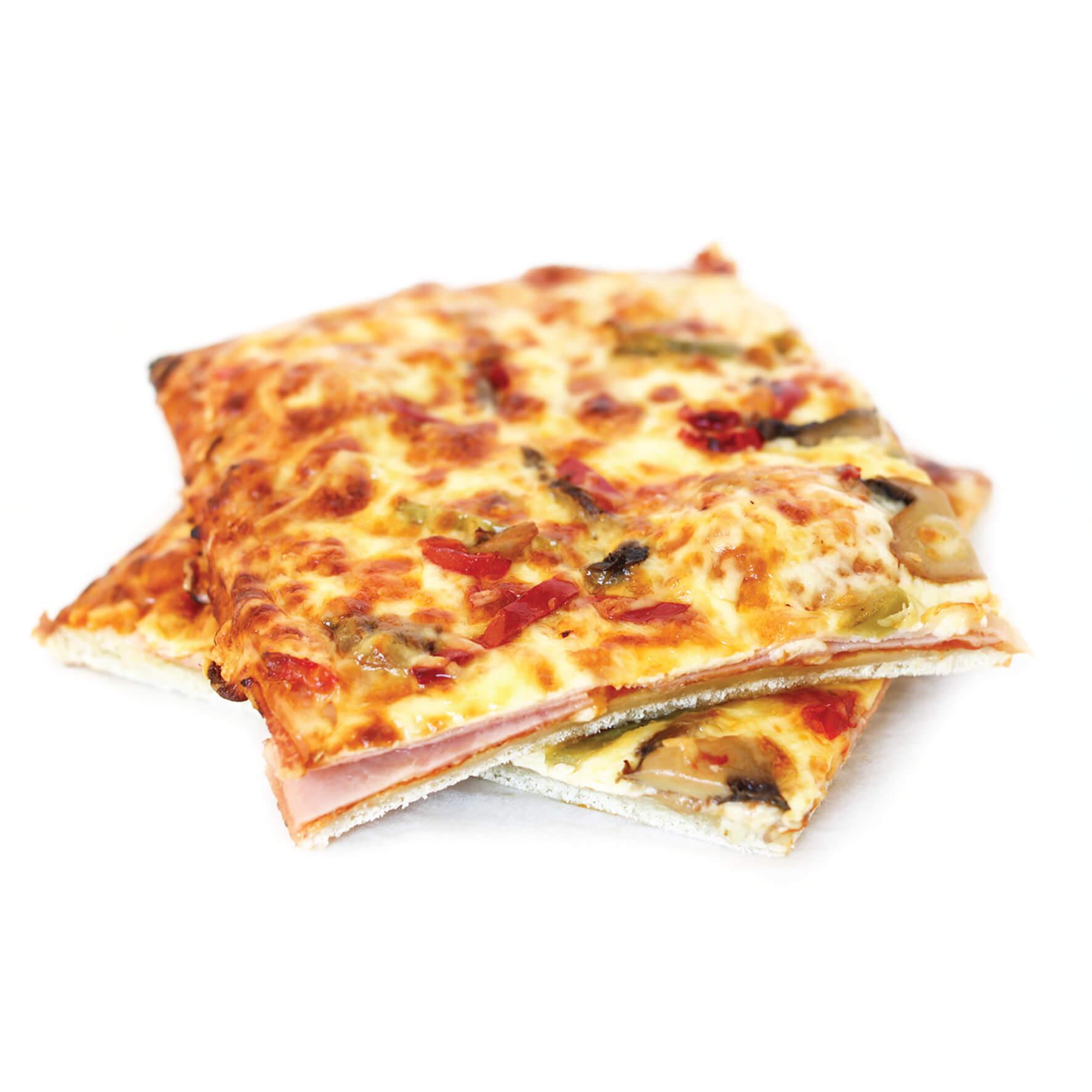 Πίτσα Αλλαντικών µε Μοτσαρέλλα