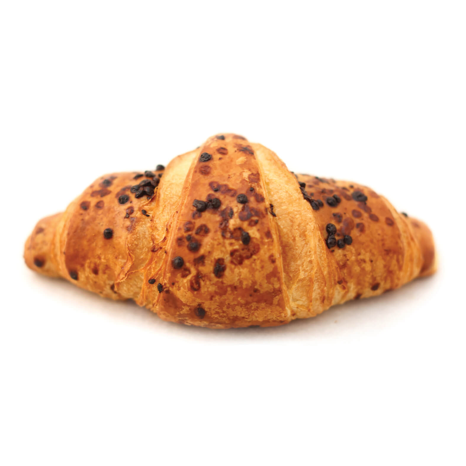 Butter croissant with praline filling