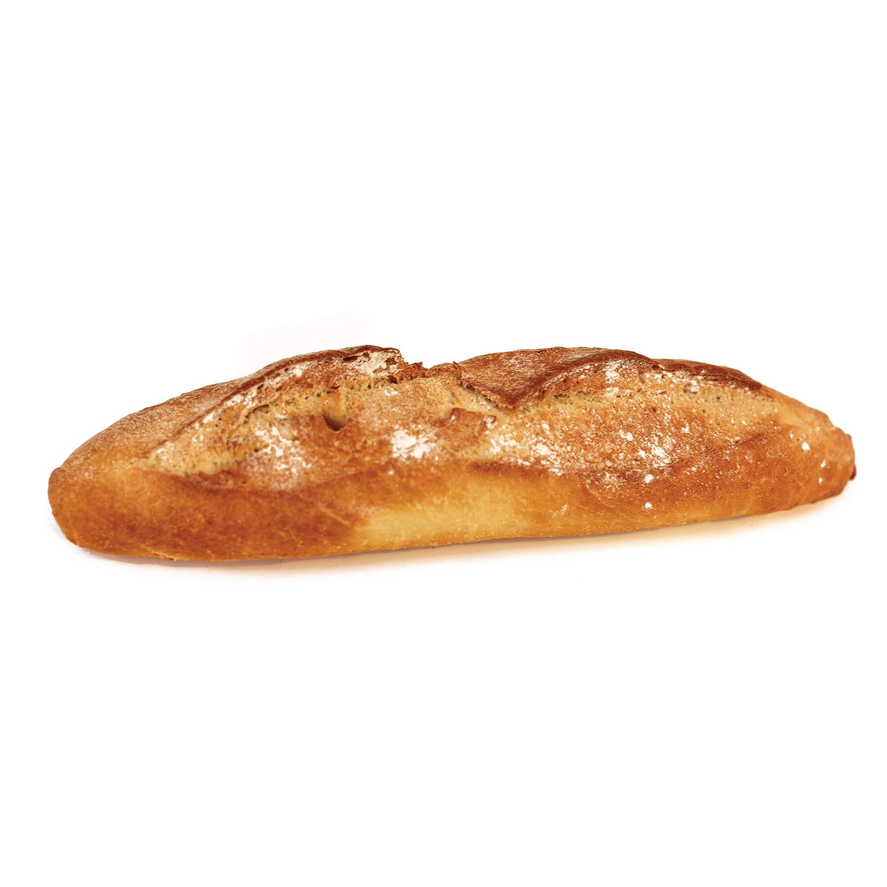 Mittelmäßige Französische Rustic Baguette