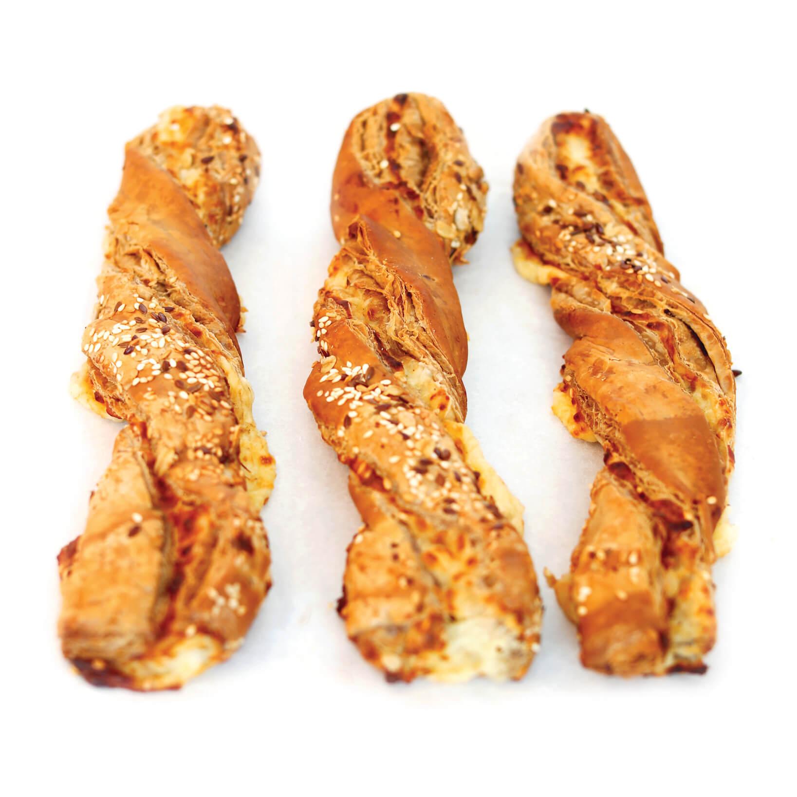 Cheese Multi-grain Croissant Stick