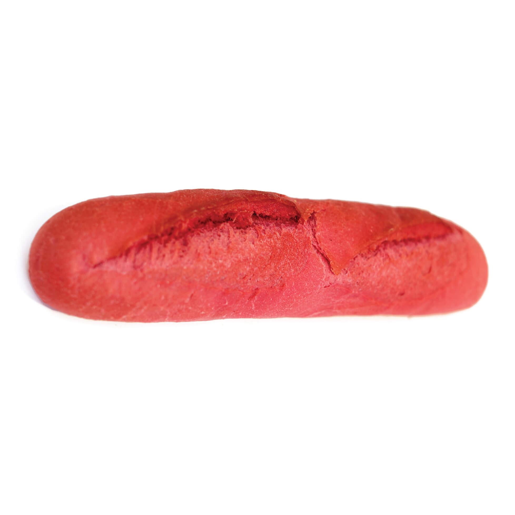 Mittelmäßige Rote Beete Baguette