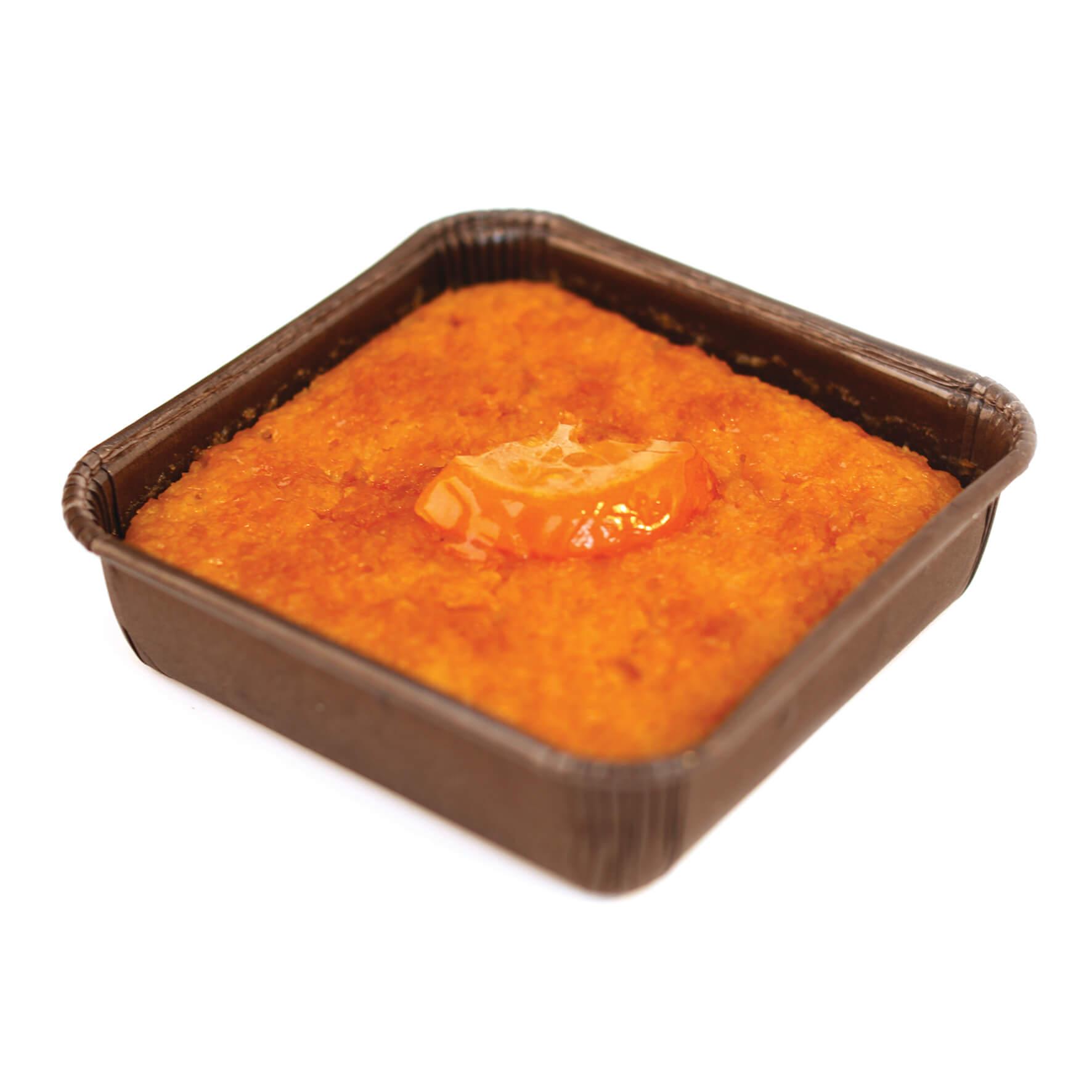 Orangenkuchen (Einzelportion)